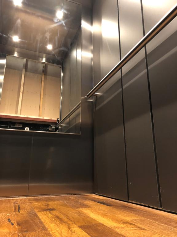 Flatiron Building Gets a New Lift